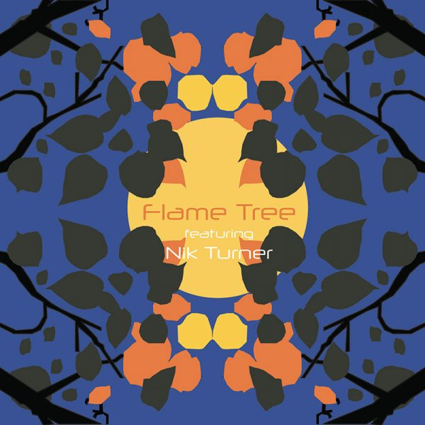 Flame Tree Featuring Nik Turner (CD)
