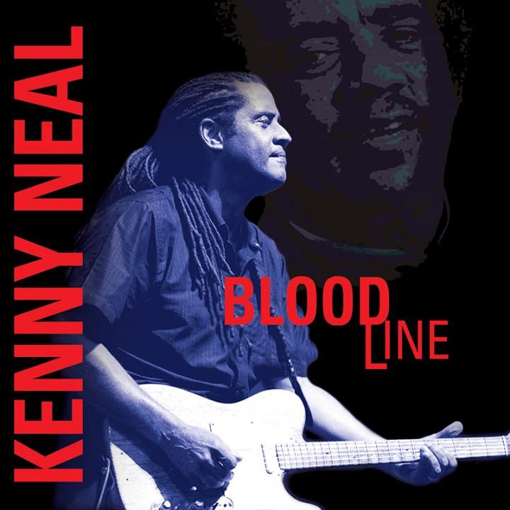 Kenny Neal - Bloodline (CD)
