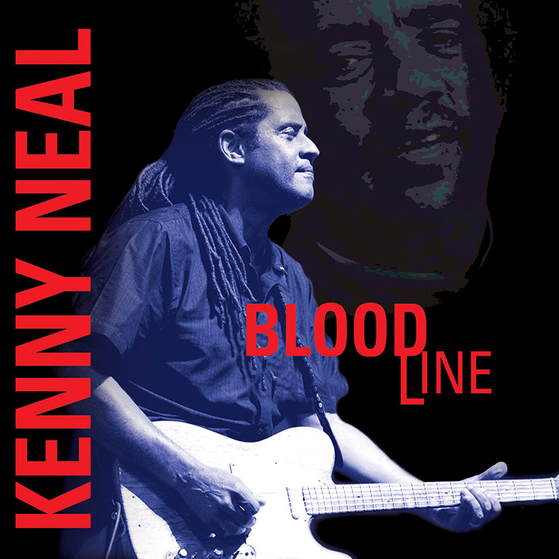 Kenny Neal - Bloodline (CD)