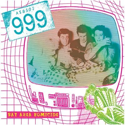 999 - Bay Area Homicide (4 CD)