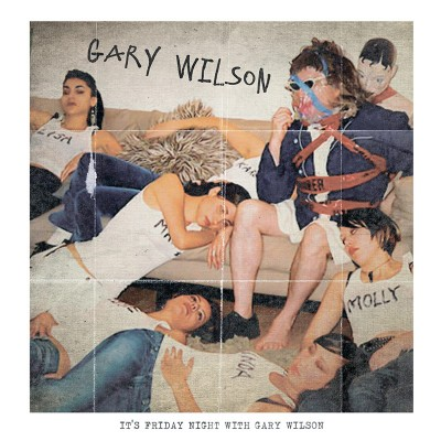 Gary Wilson - It's Friday Night With Gary Wilson (CD)