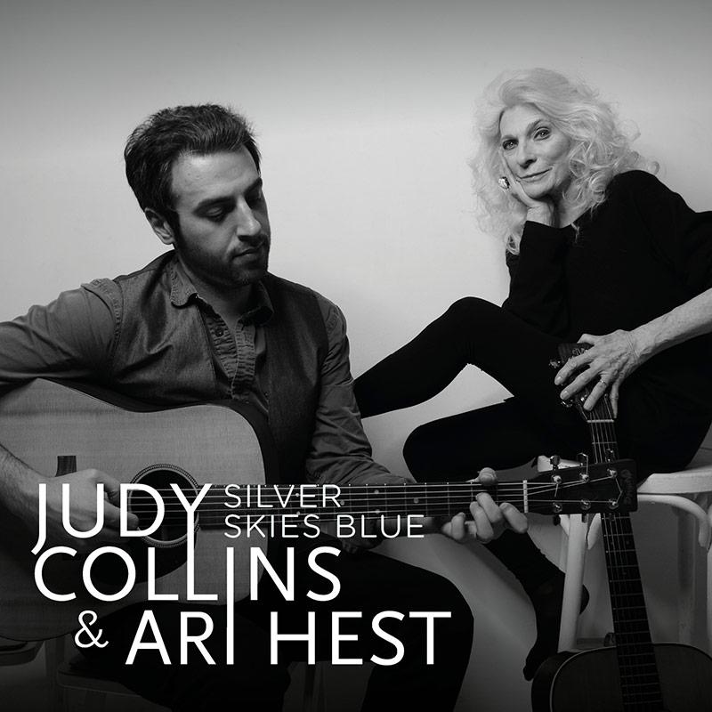 Judy Collins & Ari Hest - Silver Skies Blue (CD)