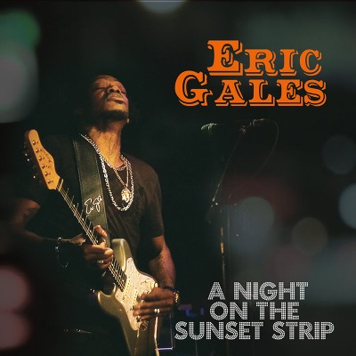 Eric Gales - A Night On The Sunset Strip (CD)
