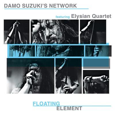 Damo Suzuki's Network feat. Elysian Quartet - Floating Elements (CD)