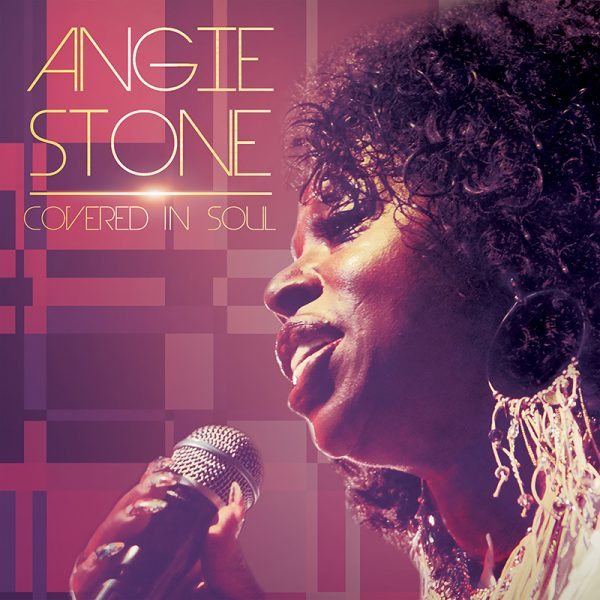 Angie Stone - Covered In Soul (CD)