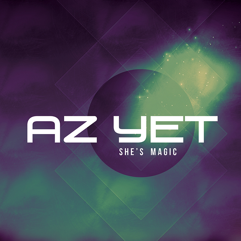 AZ Yet - She's Magic (CD)