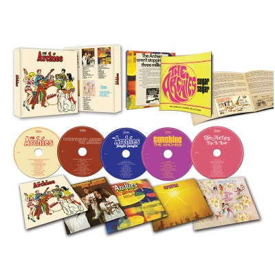 The Archies - Sugar, Sugar - The Complete Albums Collection (5 CD Box Set)