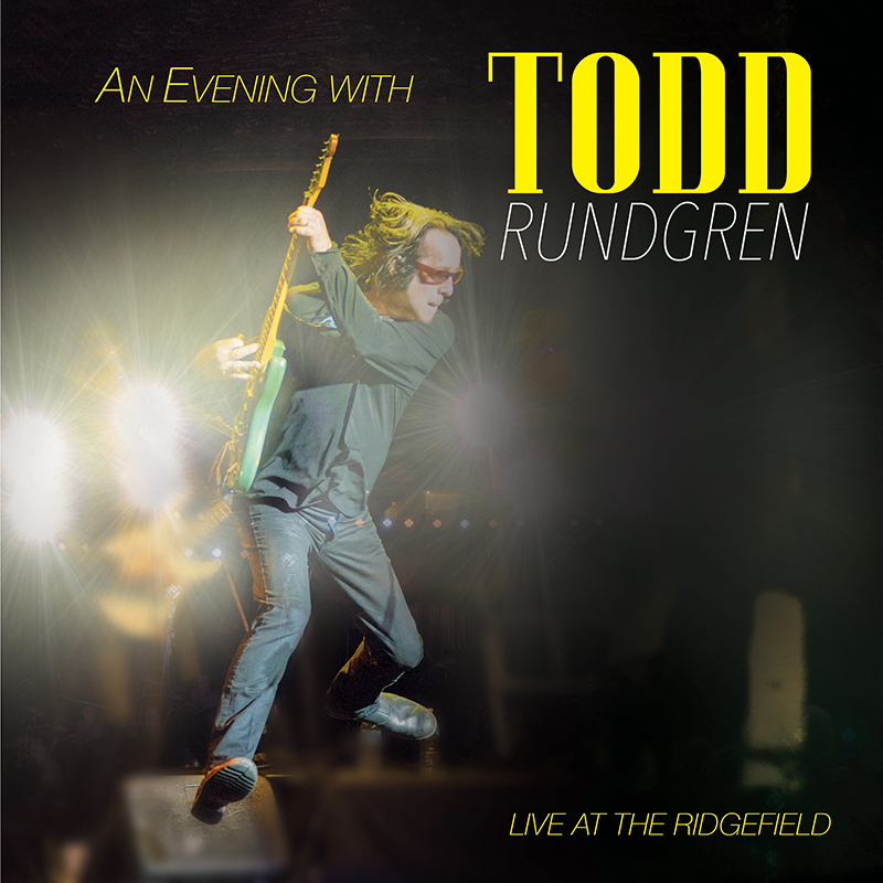 An Evening With Todd Rundgren - Live At Ridgefield (LP)
