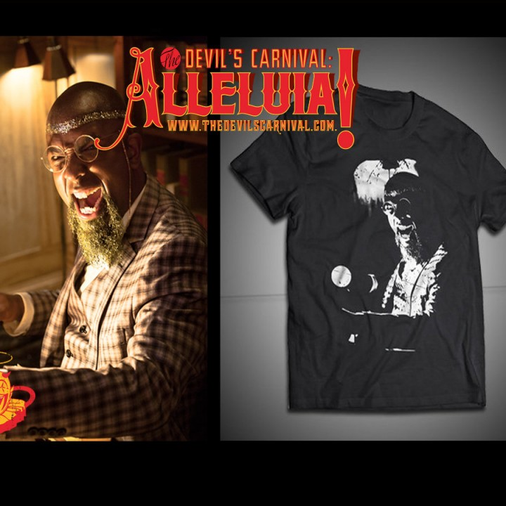The Devil's Carnival - Librarian/Tech N9ne (T-Shirt)