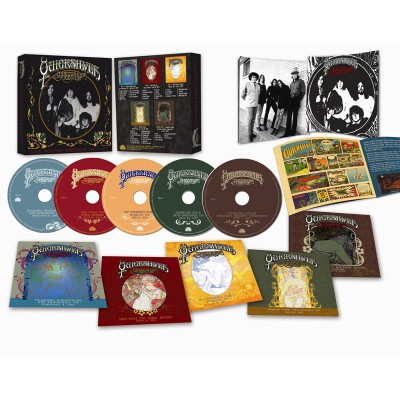 Quicksilver Messenger Service - Live Across America 1967-1977 (5CD Box Set)