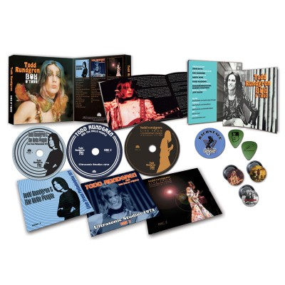 Todd Rundgren - Box O' Todd (3 CD Box Set)