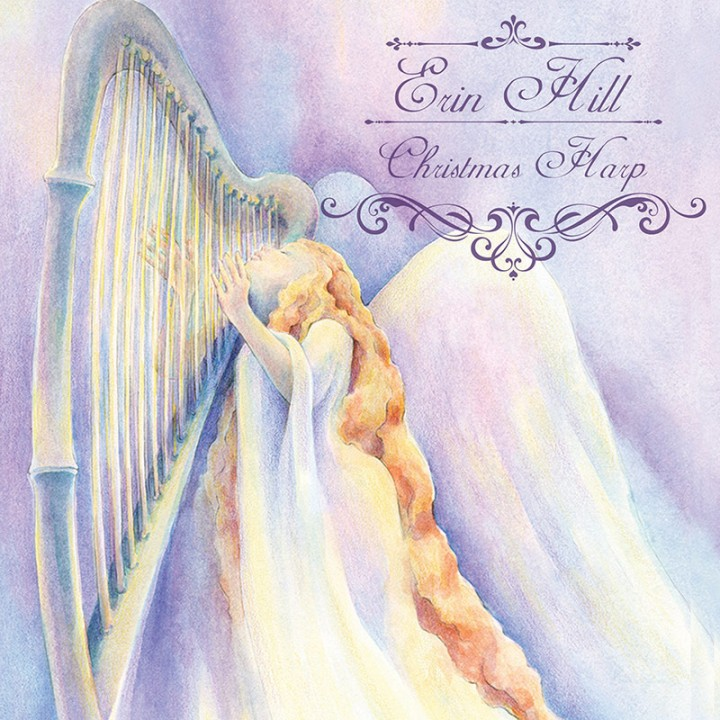 Erin Hill - Christmas Harp (CD)