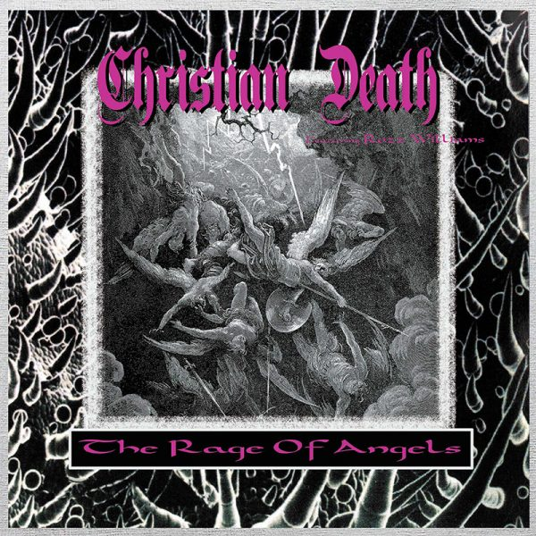Christian Death - Rage Of Angels (Limited Edition Purple LP)