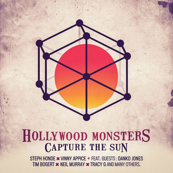 Hollywood Monsters - Capture The Sun (CD)