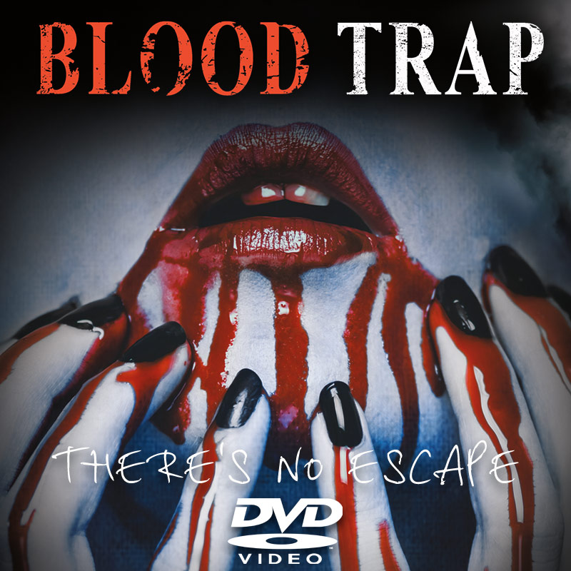 Blood Trap - Movie - DVD