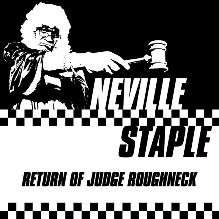 Neville Staple - Return of Judge Roughneck (LP)