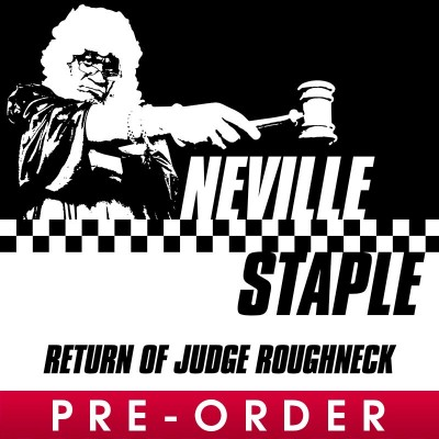 Neville Staple - Return of Judge Roughneck (2 LP) (Pre-Order)
