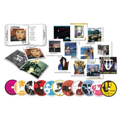 Chrome - Box II - 1983-1995 (11 CD Box Set)