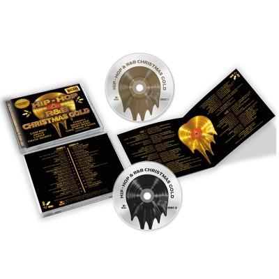 Hip Hop & R&B Christmas Gold (2 CD)