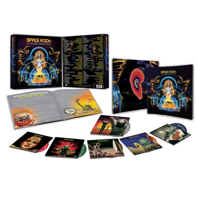 Space Rock: An Interstellar Traveler's Guide (6 CD Box Set)