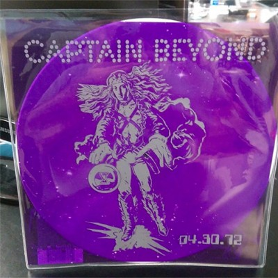 Captain Beyond - 04.30.72 (Limited Edition White Etched LP)