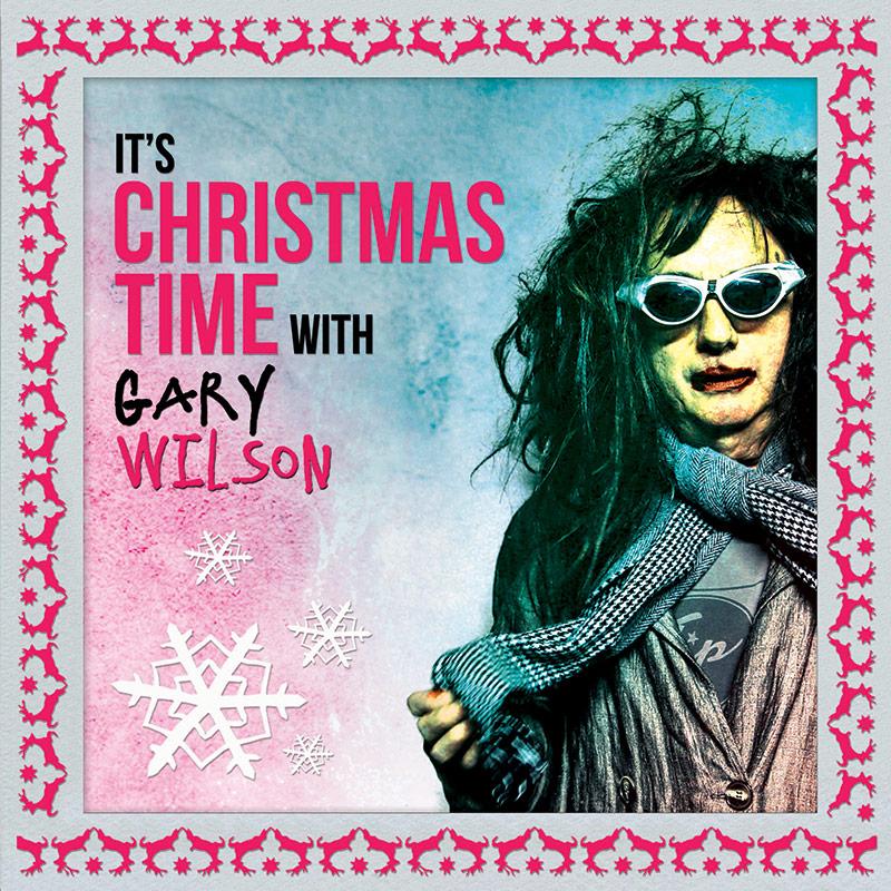 It's Christmas With Gary Wilson (CD)