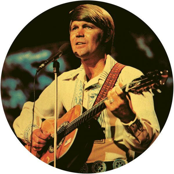 "Glen Campbell - Rhinestone Cowboy Live (12"" Picture Disc)"