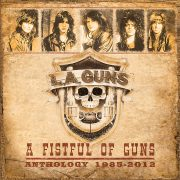 L.A. Guns - A Fistful of Guns - Anthology 1965-2012 (2 CD)