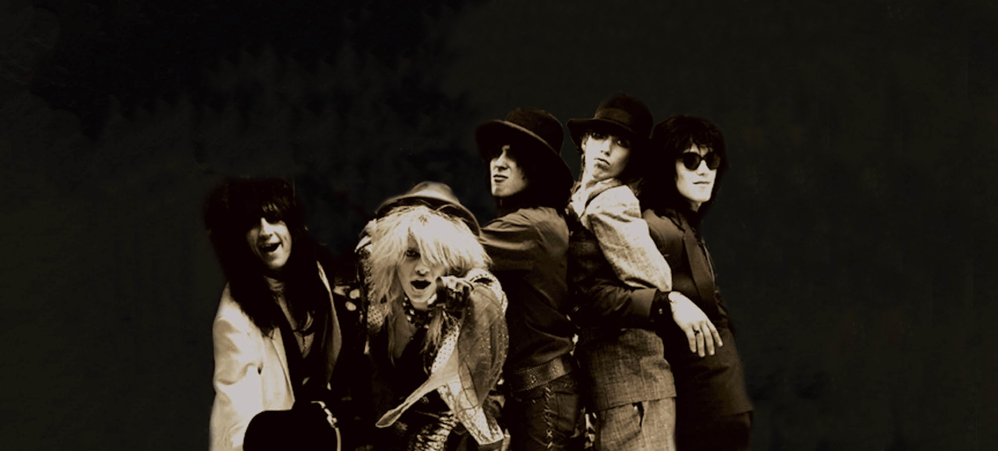 Hanoi Rocks - All Those Wasted Years (Book)