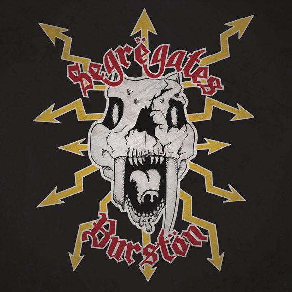 Segregates - Burstön (CD)