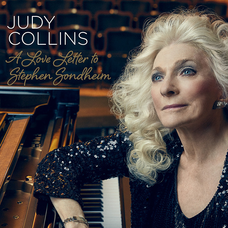 Judy Collins – A Love Letter To Stephen Sondheim (CD) – Cleopatra