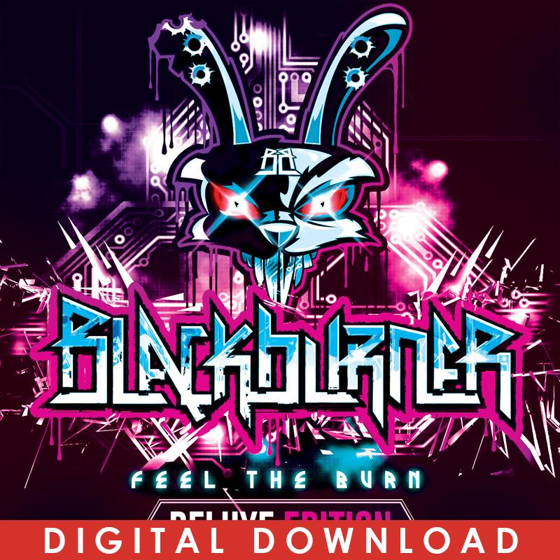 Blackburner - Feel the Burn (Deluxe Edition) (Digital)