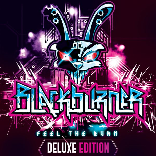 Blackburner - Feel the Burn (Deluxe Edition) (Digital)
