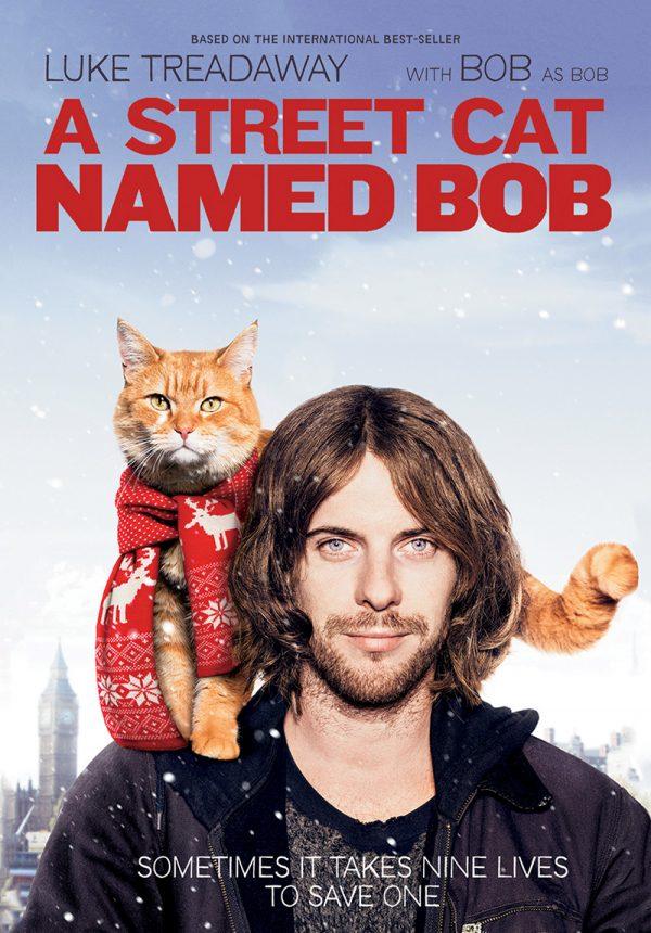 A Street Cat Named Bob (Digital Pre-Order)