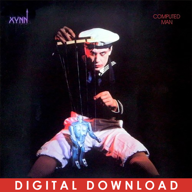 XYNN - Computed Man (Digital)