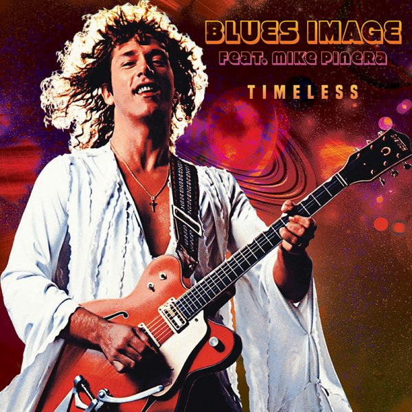 Blues Image Feat. Mike Pinera - Timeless (CD)