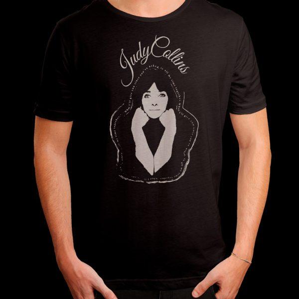 Judy Collins - Folk Music (T-Shirt)