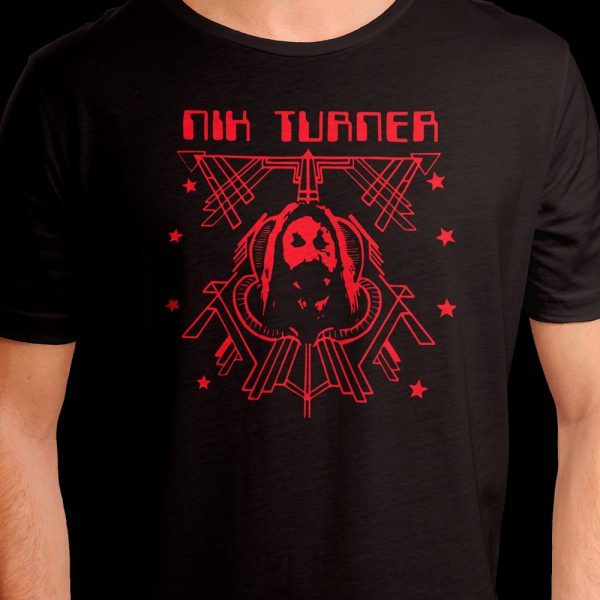 Nik Turner - Space Fusion Odyssey (T-Shirt)