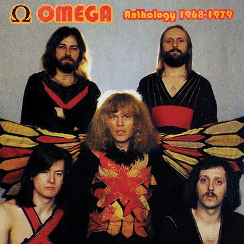 Omega - Anthology 1968-1979 (CD)