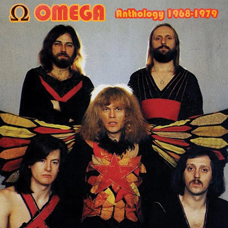 Omega - Anthology 1968-1979 (CD)