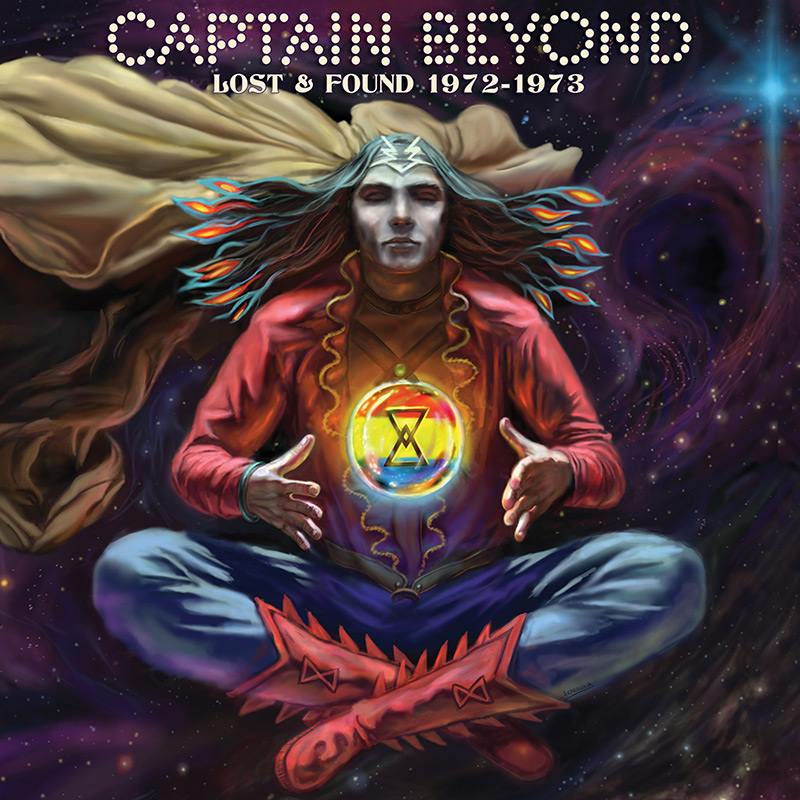 Captain Beyond - Lost & Found 1972-1973 (CD)