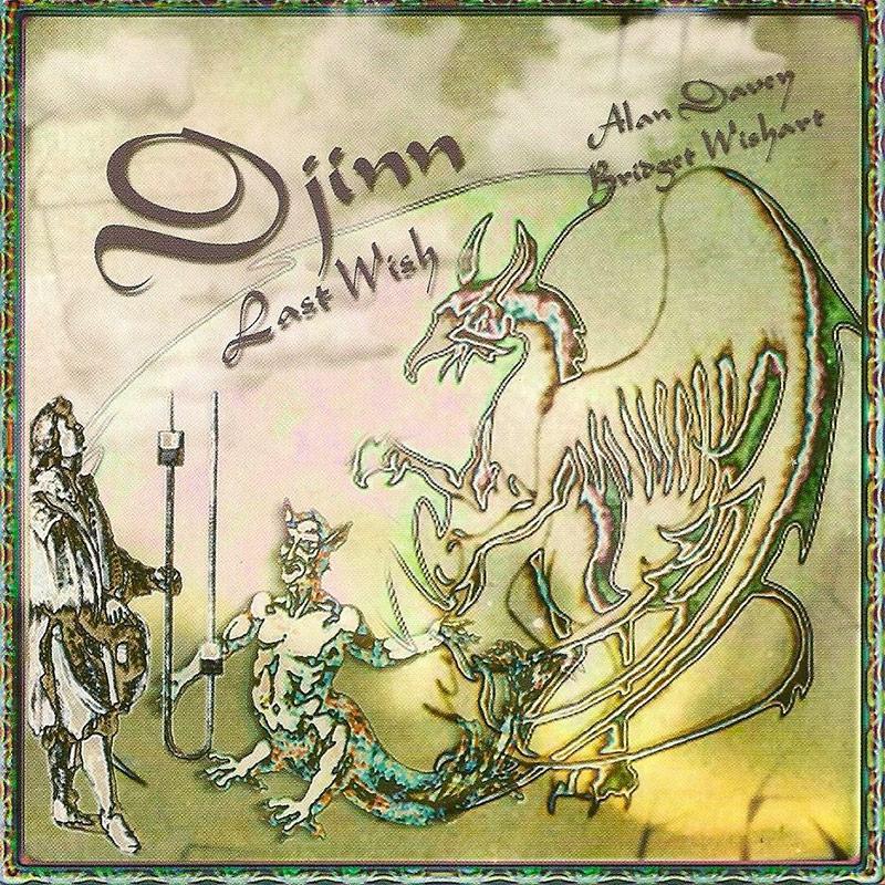 Djinn - Last Wish (CD)