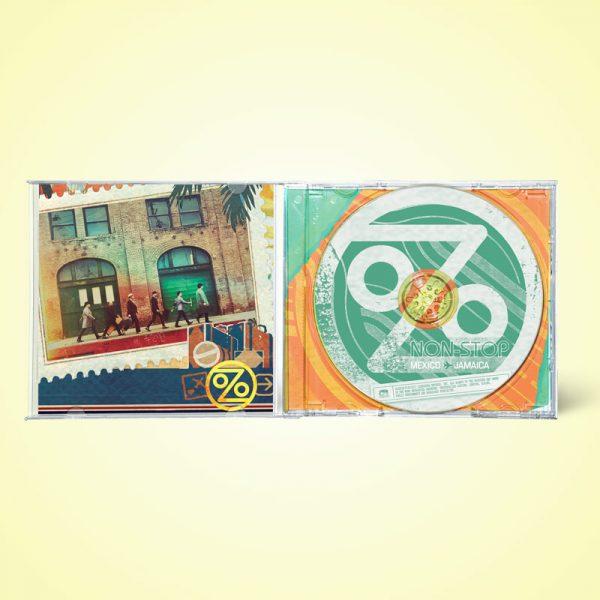 Ozomatli - Non-Stop: Mexico to Jamaica