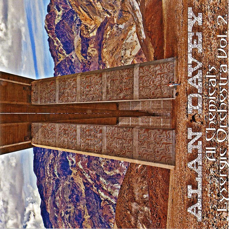 Alan Davey - Al Chemical's Lysergic Orchestra Vol. 2 (CD)