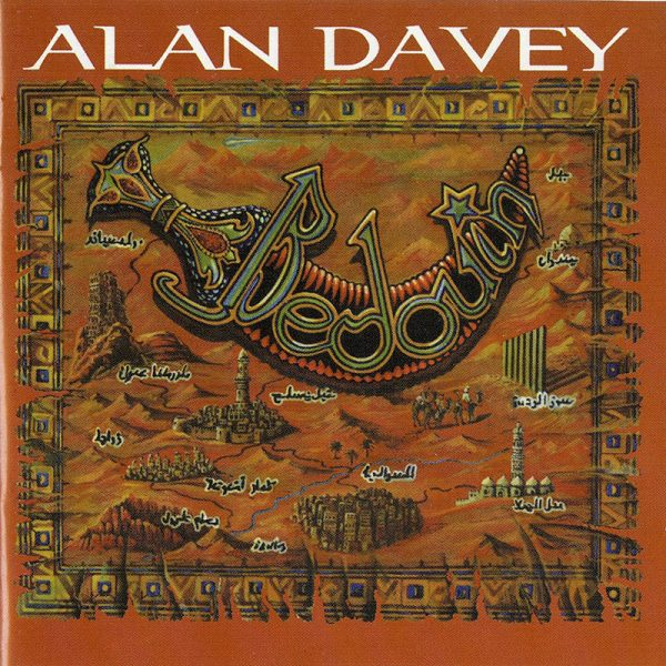 Alan Davey - Bedouin
