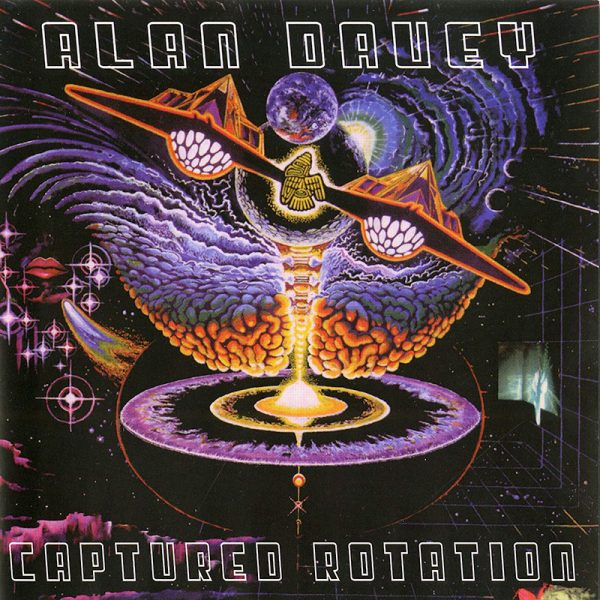 Alan Davey - Captured Rotation