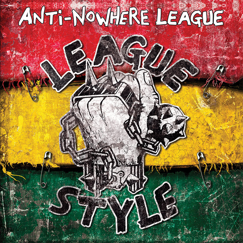 Anti-Nowhere League - League Style