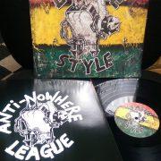 Anti-Nowhere League – League Style (Limited Edition Colored LP)