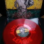 Anti-Nowhere League – League Style (Limited Edition Colored LP)
