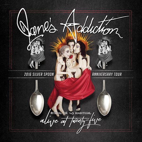 Jane's Addiction - Alive At Twenty-Five - Ritual De Lo Habitual Live (2 LP)